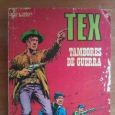 Cómics: TEX - TÁMBORES DE GUERRA / Nº 40. Lote 116710835