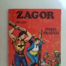 Cómics: ZAGOR Nº 4. BURU LAN.. Lote 116710947