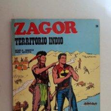 Cómics: ZAGOR Nº 26. BURU LAN.. Lote 116711099