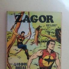 Cómics: ZAGOR Nº 5. BURU LAN.. Lote 116711551