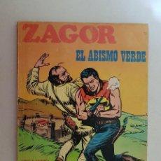 Cómics: ZAGOR Nº 18. BURU LAN.. Lote 116712123