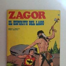 Cómics: ZAGOR Nº 29. BURU LAN.. Lote 116712279