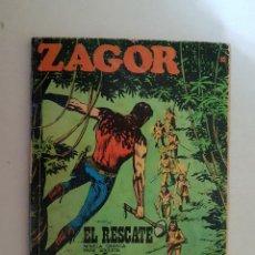 Cómics: ZAGOR Nº 32. BURU LAN.. Lote 116712439