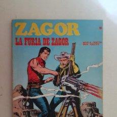 Cómics: ZAGOR Nº 28. BURU LAN.. Lote 116712843