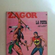 Cómics: ZAGOR Nº 34. BURU LAN.. Lote 116713363