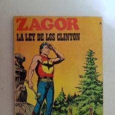 Cómics: ZAGOR Nº 31. BURU LAN.. Lote 116714127