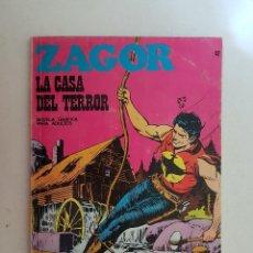 Cómics: ZAGOR Nº 42. BURU LAN.. Lote 116715231