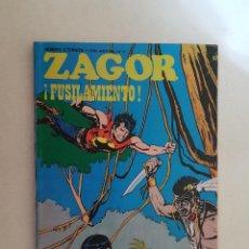 Cómics: ZAGOR. Nº 67. BURU LAN.. Lote 116715895