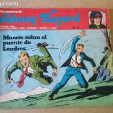 Comics - johnny hazard, buru lan lote de 8 nºs 1-2-3-4-5-6-7-8- col. de 11nºs - 116758531