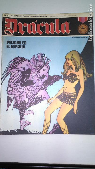 Cómics: FASCICULOS BURULAN. * DRACULA y OTROS * LOTE OFERTA 14 Nº ( VER FOTOS, CONSULTAR Nº SUELTOS ) - Foto 3 - 116794939