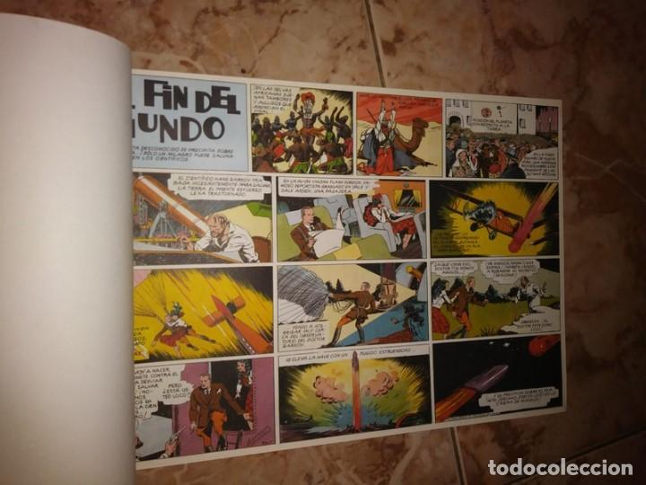 Cómics: 2 TOMOS DE FLASH GORDON - Foto 3 - 117017191