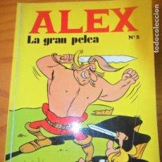 Cómics: ALEX EL ROMANO Nº 2 LA GRAN PELEA .- BURU LAN EDICIONES - 64 PAGINAS COLOR ALBÚM RUSTICA. Lote 117028191