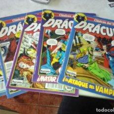 Cómics: LOTE DRÁCULA. Lote 117058171