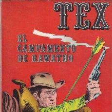 Cómics: TEX. Nº 8. EL CAMPAMENTO DE RAWATHO. Lote 117180975