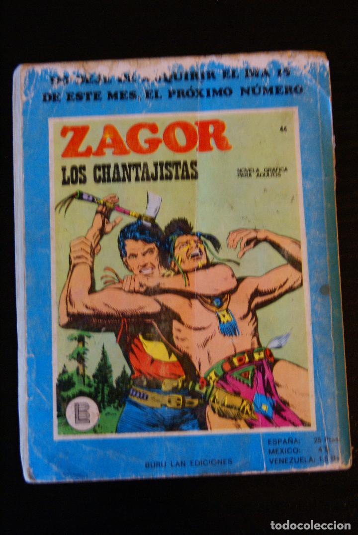 Cómics: Zagor nº 43 - Foto 2 - 117235347