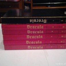 Cómics: DRACULA - BURU LAN - COLECCION COMPLETA - 6 TOMOS- BE - GORBAUD. Lote 117358535