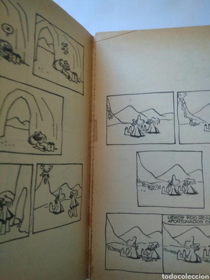 Cómics: EDAD DE PIEDRA HURRA PORB.C.- POR J.HART BURU LAN año 1972 - Foto 3 - 117515220