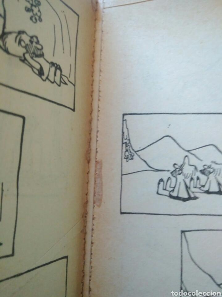 Cómics: EDAD DE PIEDRA HURRA PORB.C.- POR J.HART BURU LAN año 1972 - Foto 5 - 117515220