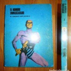Cómics: EL HOMBRE ENMASCARADO. TOMO 3 : EL ENEMIGO IMPLACABLE (HÉROES DEL COMIC) . Lote 118127959