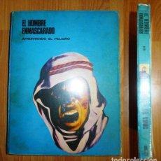 Cómics: EL HOMBRE ENMASCARADO. TOMO 5 : AFRONTANDO EL PELIGRO (HÉROES DEL COMIC). Lote 118128039