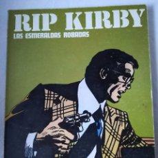 Cómics: RIP KIRBY - LAS ESMERALDAS ROBADAS. Lote 118131483