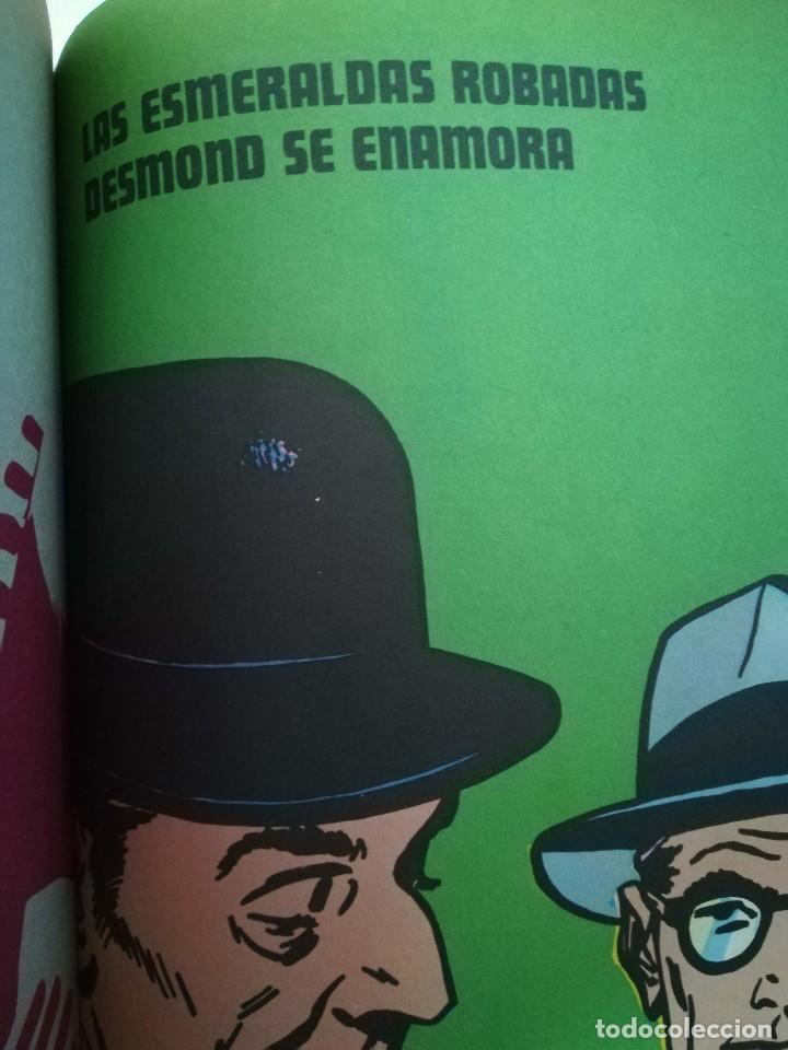 Cómics: RIP KIRBY - LAS ESMERALDAS ROBADAS - Foto 2 - 118131483
