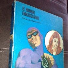 Cómics: TOMO 7 EL HOMBRE ENMASCARADO BURU LAN. Lote 118173355