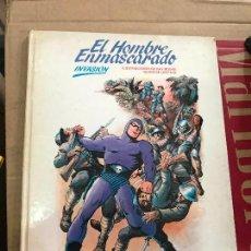 Cómics: EL HOMBRE ENMASCARADO INVASION BURULAN. Lote 118213407