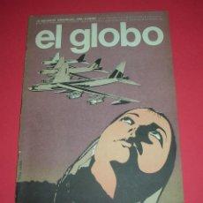 Cómics: REVISTA EL GLOBO Nº 10 BURU LAN . BUEN ESTADO . 1973 . Lote 118548003