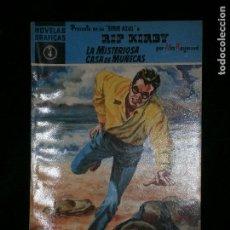 Cómics: F1 RIP KIRBY LA MISTERIOSA CASA DE MUÑECAS POR ALEX RAYMOND Nº4 - AÑO 1959. Lote 118565471