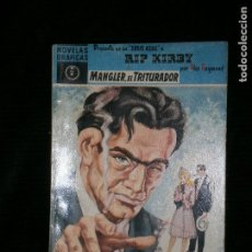 Cómics: F1 RIP KIRBY MANGLER EL TRITURADOR POR ALEX RAYMUND Nº 2 AÑO 1958. Lote 118566443