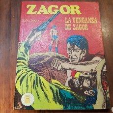 Cómics: ZAGOR 11 BASTANTE NUEVO BURU LAN. Lote 118600015