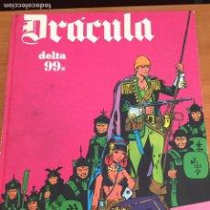 Cómics: DRACULA DELTA 99 TOMO 4. Lote 118637682