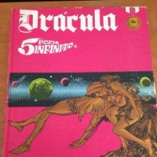 Cómics: DRACULA,DELTA 99 TOMO 2. Lote 118637804