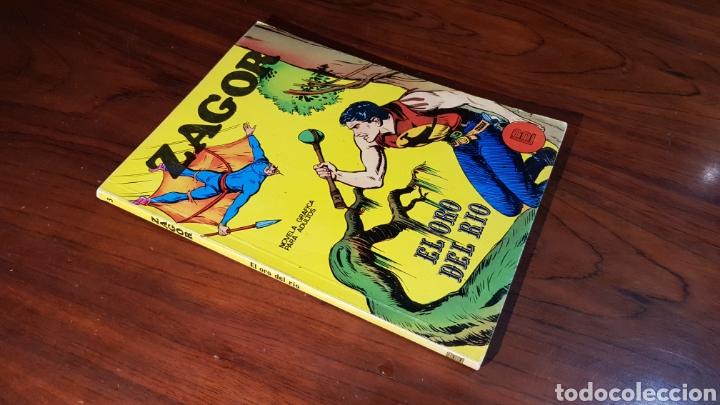 ZAGOR 3 BASTANTE NUEVO ESTADO BURULAN (Tebeos y Comics - Buru-Lan - Zagor)