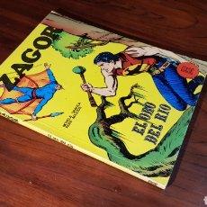 Cómics: ZAGOR 3 BASTANTE NUEVO ESTADO BURULAN. Lote 61829176