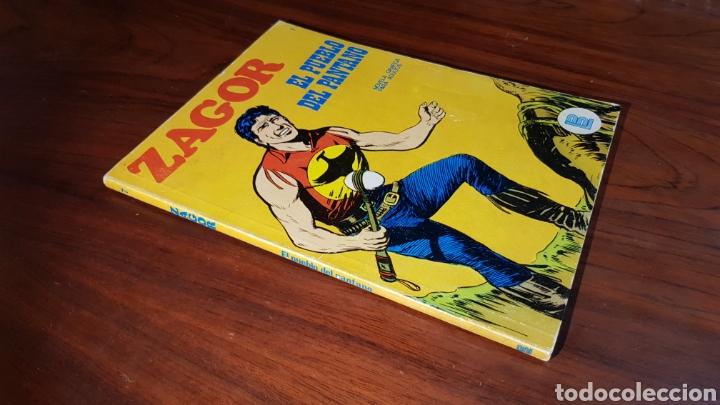ZAGOR 7 BASTANTE NUEVO ESTADO BURULAN (Tebeos y Comics - Buru-Lan - Zagor)
