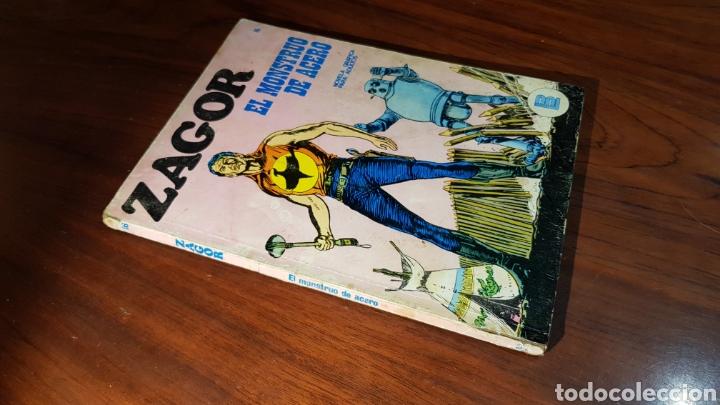 ZAGOR BURU LAN NUMERO 16 (Tebeos y Comics - Buru-Lan - Zagor)