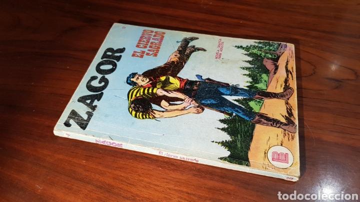 ZAGOR BURU LAN NUMERO 17 (Tebeos y Comics - Buru-Lan - Zagor)