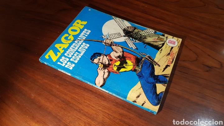 ZAGOR 19 BUEN ESTADO BURULAN (Tebeos y Comics - Buru-Lan - Zagor)