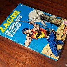 Cómics: ZAGOR 19 BUEN ESTADO BURULAN. Lote 61830578