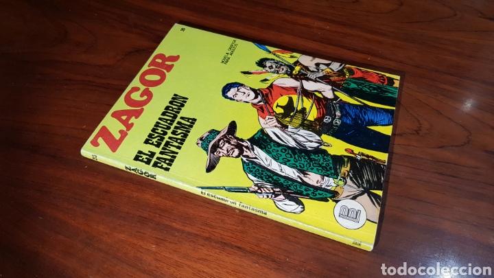 ZAGOR 20 CASI EXCELENTE ESTADO BURULAN (Tebeos y Comics - Buru-Lan - Zagor)