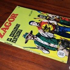 Cómics: ZAGOR 20 CASI EXCELENTE ESTADO BURULAN. Lote 61830696