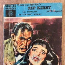 Cómics: RIP KIRBY NOVELAS GRAFICAS.Nº 20 EDITORIAL DOLAR 1959. Lote 118791519