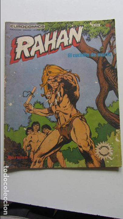 RAHAN Nº 23 BURULÁN CS114 (Tebeos y Comics - Buru-Lan - Rahan)