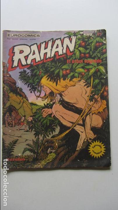 RAHAN Nº 17 BURULÁN CS114 (Tebeos y Comics - Buru-Lan - Rahan)