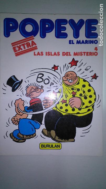 Cómics: POPEYE EL MARINO * BURULAN 1983 * LOTE Nº 1-2-3-4-5-6 * - Foto 4 - 118833095