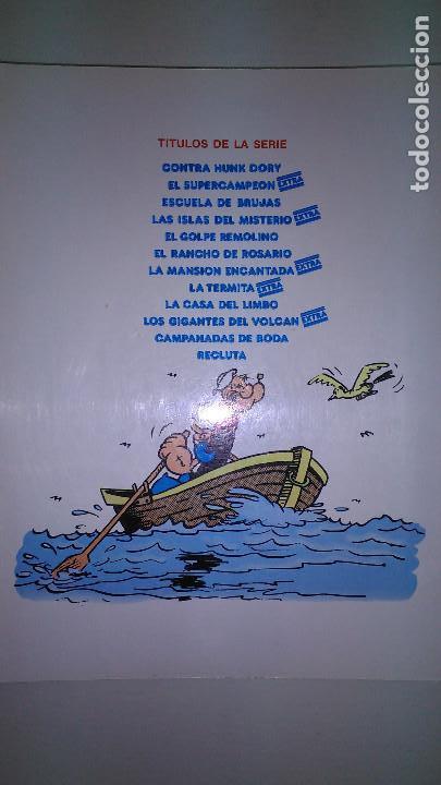 Cómics: POPEYE EL MARINO * BURULAN 1983 * LOTE Nº 1-2-3-4-5-6 * - Foto 7 - 118833095