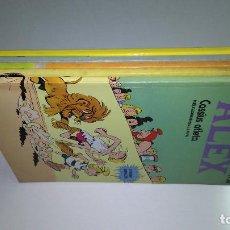 Cómics: ALEX * BURULAN EDICIONES * 1973/1974 * LOTE Nº 2 - 12 - 16 *. Lote 118850607