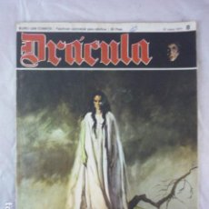 Comics : DRACULA - Nº 8 - 1971 - BURU LAN COMICS. Lote 118855347